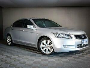 2008 Honda Accord 8th Gen VTi-L Silver 5 Speed Sports Automatic Sedan
