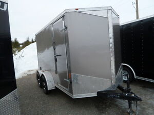 NEW 2015 Royal Cargo 6'x12' (2) axle Enclosed trailer #980
