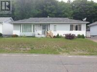 Fully Upgraded Detached Bungalow In Elliot Lake! Move In Ready!