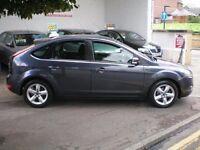2008 Ford Focus 1.8 Zetec 5 Door! FSH! Lovely Example! Full Years MOT! FINANCE & 6 MONTHS WARRANTY!!