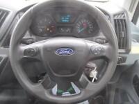 Ford Transit 350 L2 2.2 Tdci 100PS S/Cab Tipper DIESEL MANUAL WHITE (2014)