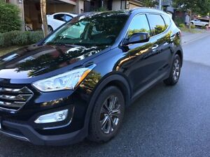 2014 Hyundai Santa Fe Premium SUV, Crossover