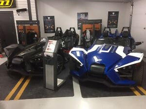 POLARIS SLINGSHOT SPRING SUPER SALE @ LETHBRIDGE HONDA!!