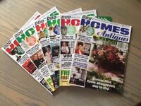 Home & Antiques Magazines 1995