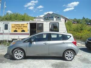 FULLY LOADED !!! 2014 Nissan Versa Note SL!!! NEW MVI !!!