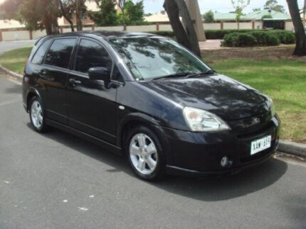 2004 Suzuki Liana RH418 Type 4 GS Black 4 Speed Automatic Hatchback Broadview Port Adelaide Area Preview