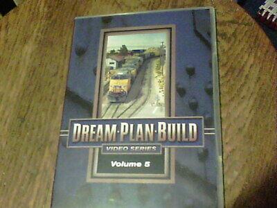 Used, Dream Plan Build volume 3 covers Monroe Stewart's N Scale layout, Bob Clarke's for sale  Rock Creek