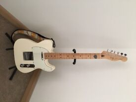 Fender Telecaster Arctic White Mexican LIKE NEW