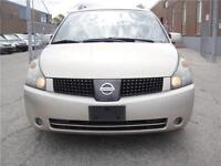 2004 NISAN QUEST SL MODEL,LEATHER ,PANO,ROOF,VERY CLEAN