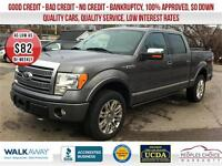 2009 Ford F-150 XLT |Platinum |Leather |Sunroof|Rear View Camera