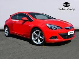 2015 VAUXHALL GTC DIESEL COUPE
