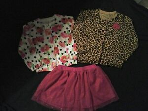 Girls clothing 18-24m fit