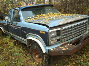 1980 Ford 250 4x4