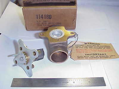 Honeywell V8031 1 Sweat-in Zone Valve With Butterfly Assy No Motor- New In Box