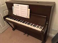 Upright piano - FREE!