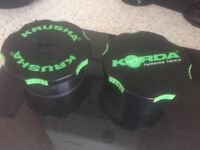 Nearly BRAND NEW Large Korda Krusha Tackle For Only £7 - Heavy Duty
