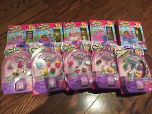 Shopkins Boxed Sets New in Box
