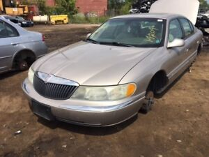 2002 Lincoln Continental just in for parts at Pic N Save!