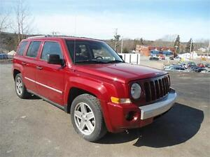 2008 JEEP PATRIOT - LIMITED EDITION !4X4 , LEATHER