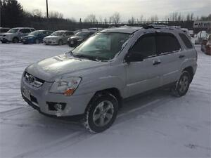 2010 Kia Sportage LX  Reduced to $7,995.00 for quick sale