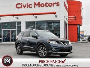 2016 Nissan Rogue SL - NAVIGATION, HEATED SEATS, AROUND VIEW CAM