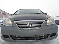 2007 Honda Odyssey EX SPORT--AMAZING SHAPE IN AND OUT--152K