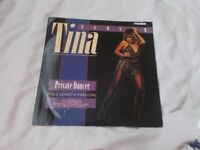 Vinyl 12in 45 Private Dancer - River Deep Mountain High * – Nutbush City Limits * Tina Turner