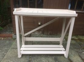 Choice of 2 Potting Shed Benches