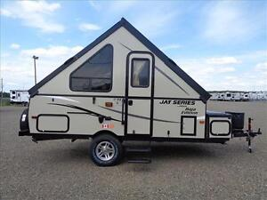 Jay Series 12 BSB Folding Tent Trailer