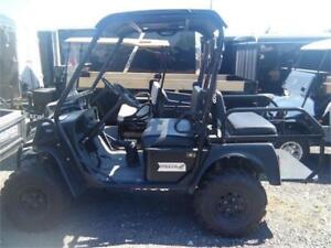 2014 BAD BOY BUGGIES Recoil Golf Cart