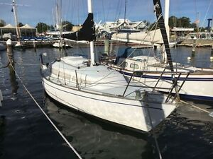 Nova 28 - Family Cruiser-Racer Yacht Williamstown Hobsons Bay Area Preview