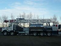 Floorhand - Flush-by/Rod Rig - Brooks, Alberta.