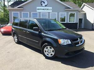 2013 Grand Caravan SE for as little as 104 B/W oac