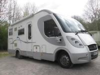 2007 A-CLASS ADRIA VISION i707 SG FIXED BED HUGE REAR GARAGE # SALE AGREED #