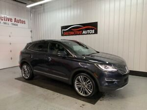 2015 Lincoln MKC Reserve AWD 2.3L/NAVIGATION/B.CAM/PANO ROOF
