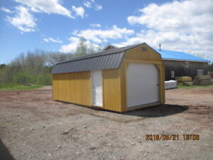 Great 12x24 Storage shed for your ATV or Snowmobile