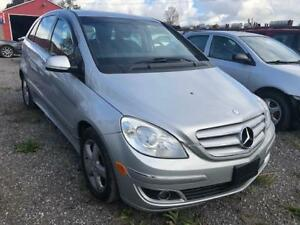 2007 Mercedes-Benz B-Class Turbo