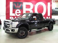 Ford F-250 XLT 4WD SuperCab 6.2L  2011