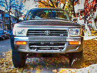 4RUNNER 1992 V-6 Automatic 3L 4x4 Cruise Toit A/C