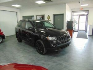 Jeep Compass BLACKTOP EDITION* AWD, SIEGES CHAUFFANTS 2012