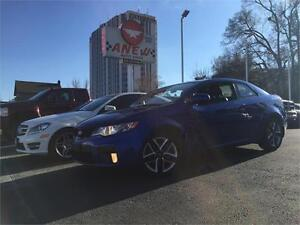 2012 Kia Forte Koup SX LEATHER LOADED ONE OWNER