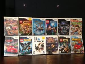 3 Wii Games Left For Sale - All working perfectly Kitchener / Waterloo Kitchener Area image 1