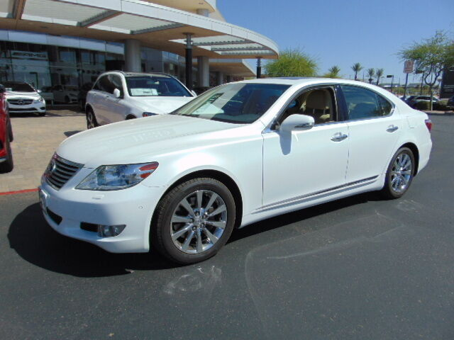 Imagen 1 de Lexus LS 4.6L 4608CC…