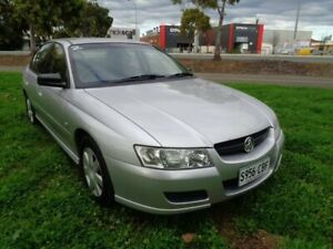 2005 Holden Commodore Silver Automatic Sedan Mile End South West Torrens Area Preview