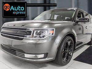 2016 Ford Flex Limited. TIP TOP! with NAV! a sunroof roof for ev