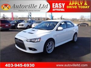 2011 Mitsubishi Lancer Ralliart AWD TURBO