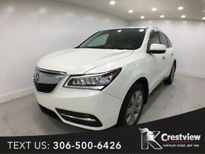 2015 Acura MDX Elite Pkg | Leather | Sunroof | Navigation