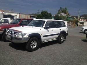 2004 Nissan Patrol ST 4x4 manual turbo-diesel 7 seat Wagon Maclean Clarence Valley Preview