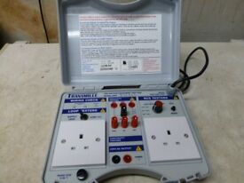 Transmille 2080 Electrical Check Box