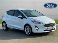 2020 Ford Fiesta 1.0 Ecoboost 125 Titanium X 5Dr Auto [7 Speed] Hatchback Petrol